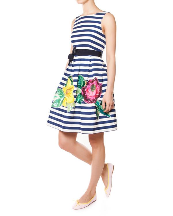 женская платье P.A.R.O.S.H., сезон: лето 2015. Купить за 28800 руб. | Фото 2