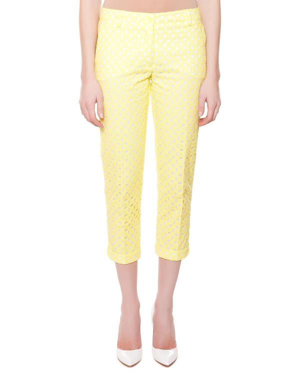 женская брюки P.A.R.O.S.H., сезон: лето 2015. Купить за 9800 руб. | Фото 1