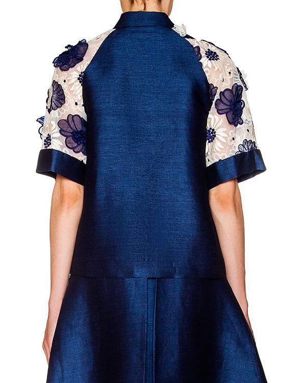 женская блуза Simona Corsellini, сезон: лето 2016. Купить за 13500 руб. | Фото 2