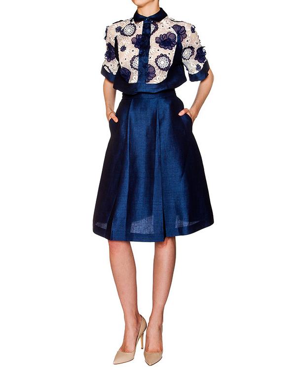 женская блуза Simona Corsellini, сезон: лето 2016. Купить за 13500 руб. | Фото $i