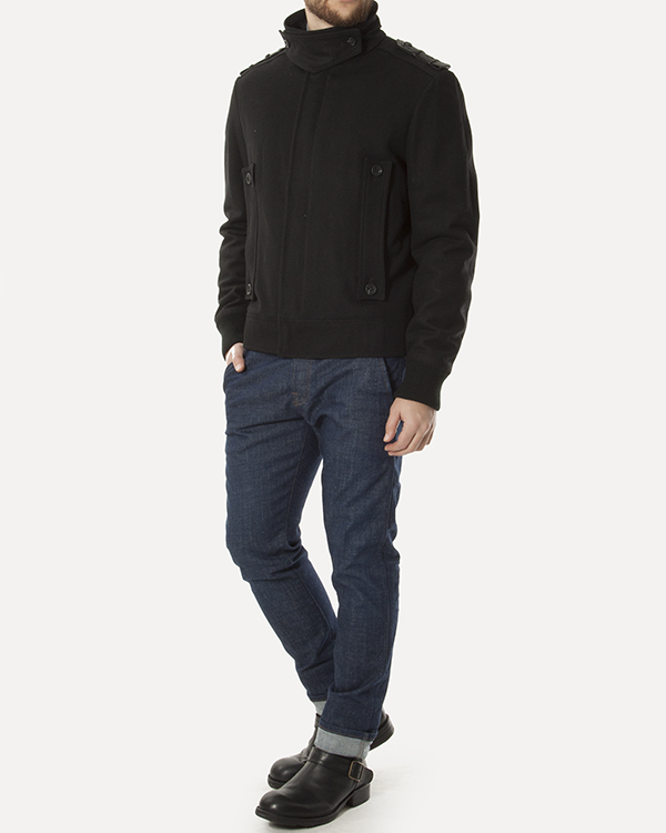 мужская куртка Cavalli Class, сезон: зима 2012/13. Купить за 11600 руб. | Фото 3