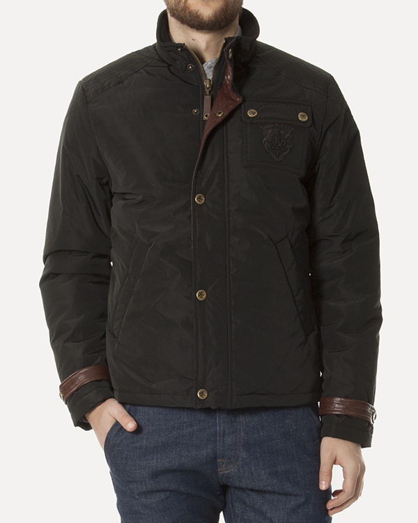 мужская куртка Cavalli Class, сезон: зима 2012/13. Купить за 12300 руб. | Фото 1