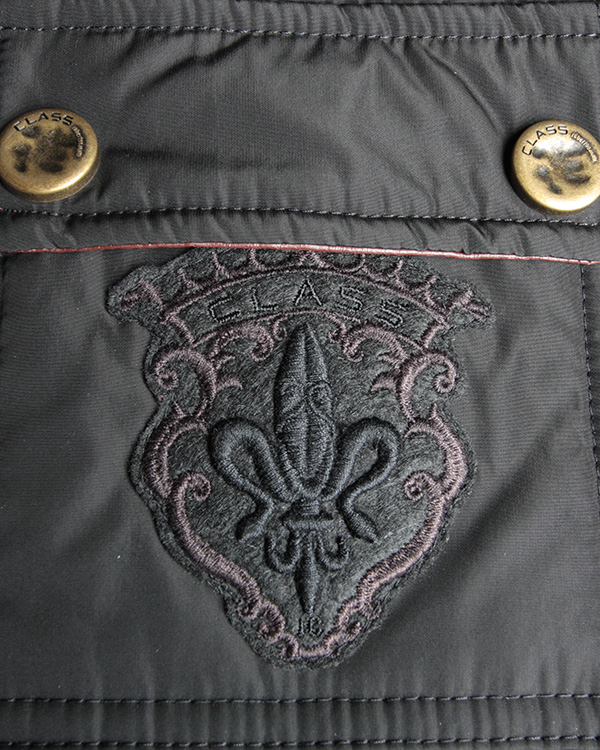мужская куртка Cavalli Class, сезон: зима 2012/13. Купить за 12300 руб. | Фото 4