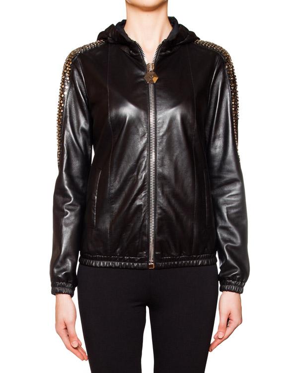 женская куртка PHILIPP PLEIN, сезон: лето 2016. Купить за 137300 руб. | Фото 1