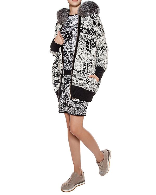 женская пальто PHILIPP PLEIN, сезон: зима 2016/17. Купить за 101800 руб. | Фото 3