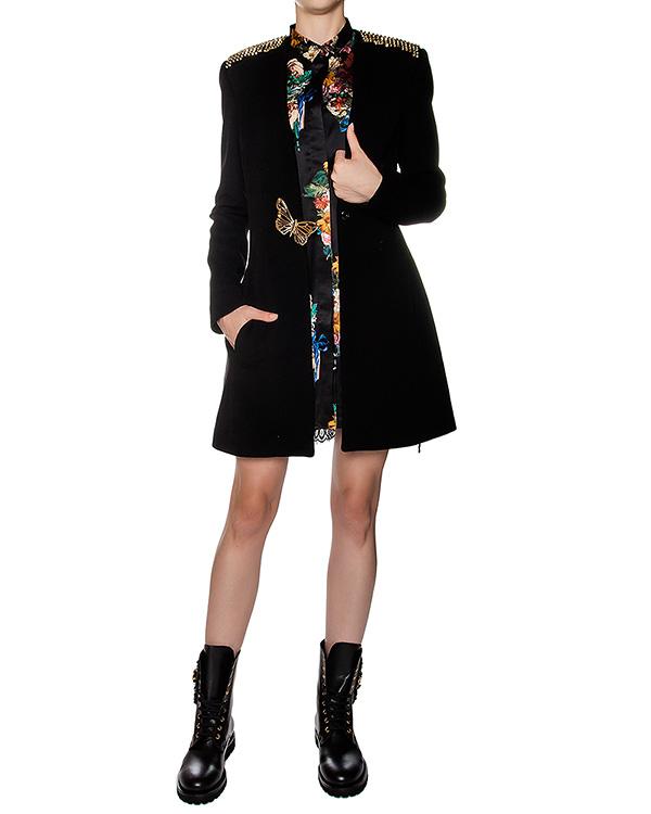 женская пальто PHILIPP PLEIN, сезон: зима 2016/17. Купить за 115600 руб. | Фото 3