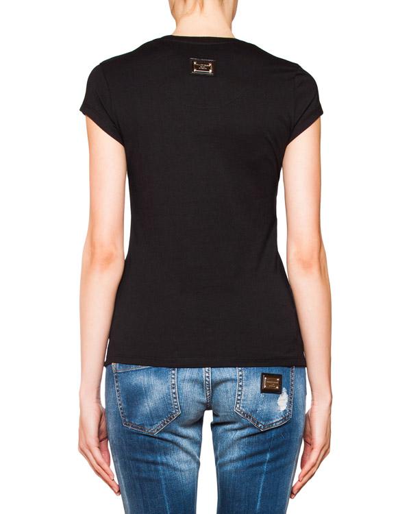 женская футболка PHILIPP PLEIN, сезон: лето 2016. Купить за 14700 руб. | Фото $i