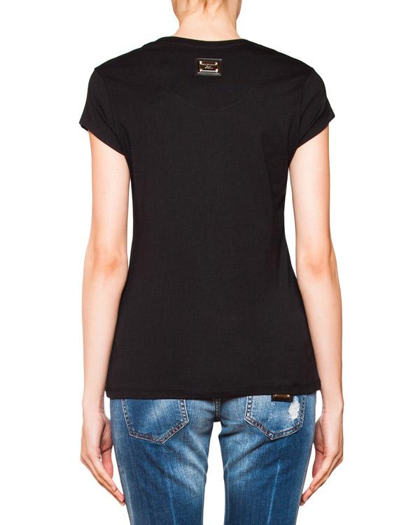 женская футболка PHILIPP PLEIN, сезон: лето 2016. Купить за 38800 руб. | Фото $i