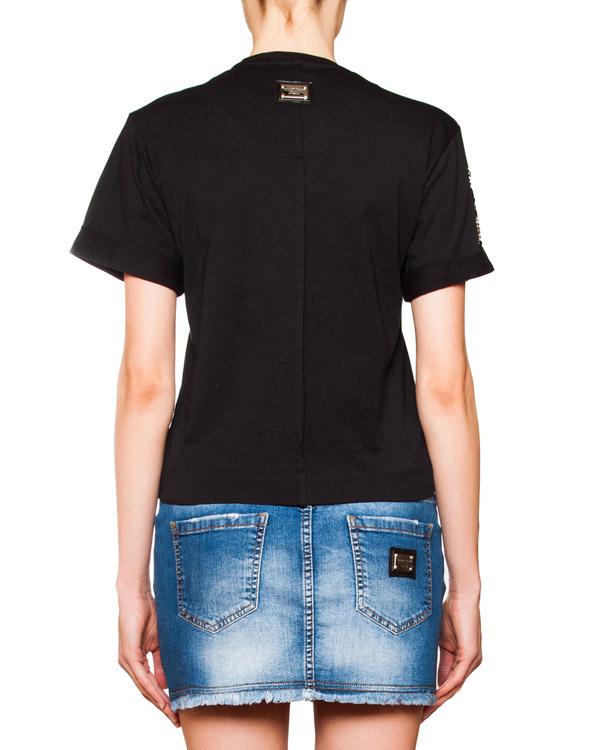 женская футболка PHILIPP PLEIN, сезон: лето 2016. Купить за 22300 руб. | Фото 2