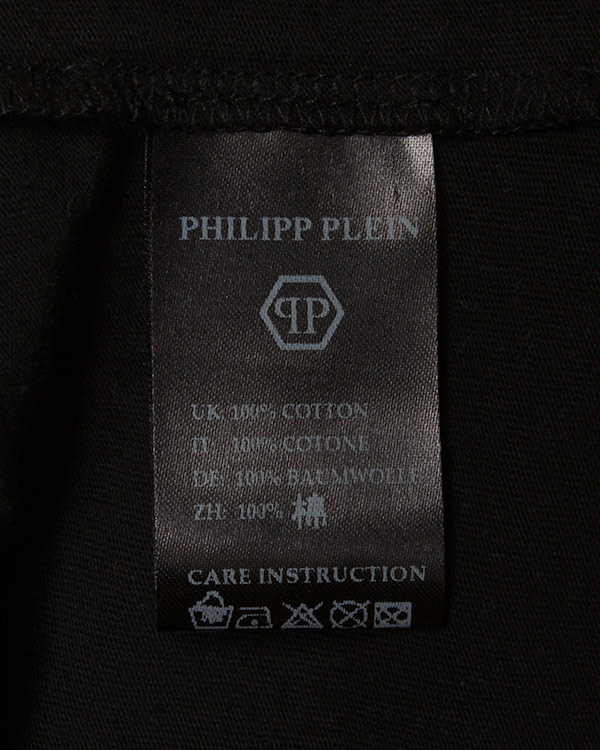 женская футболка PHILIPP PLEIN, сезон: лето 2016. Купить за 22300 руб. | Фото 5
