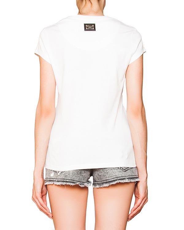 женская футболка PHILIPP PLEIN, сезон: лето 2016. Купить за 11700 руб. | Фото 2