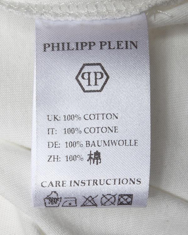 женская футболка PHILIPP PLEIN, сезон: лето 2016. Купить за 14700 руб. | Фото 5