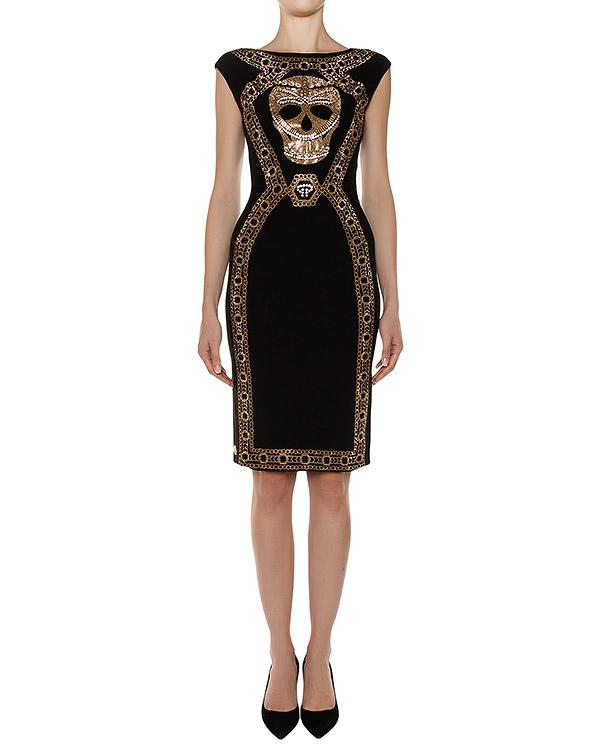 платье  артикул CW404665 марки PHILIPP PLEIN купить за 69400 руб.