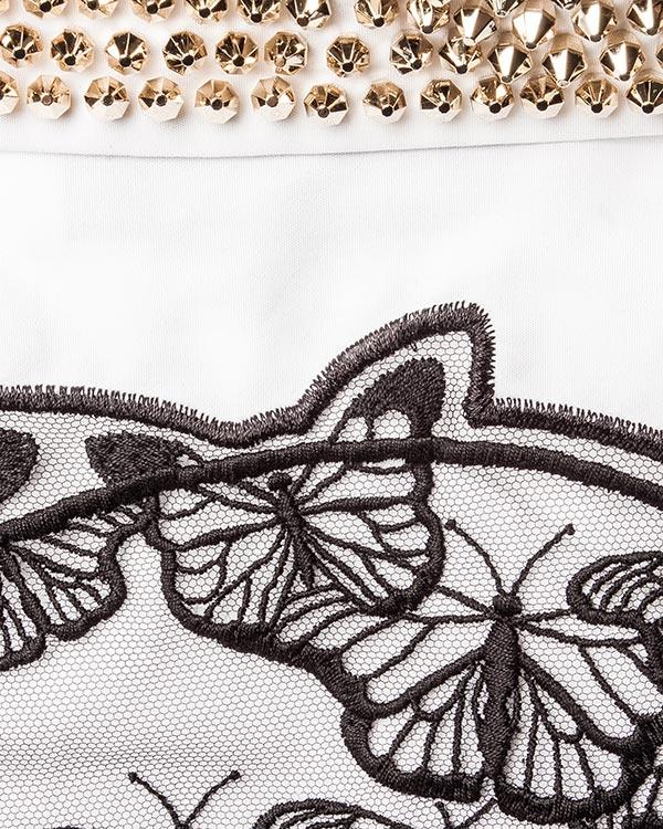 женская рубашка PHILIPP PLEIN, сезон: зима 2016/17. Купить за 55600 руб. | Фото 4
