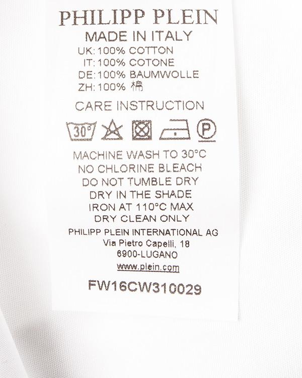 женская рубашка PHILIPP PLEIN, сезон: зима 2016/17. Купить за 55600 руб. | Фото 5