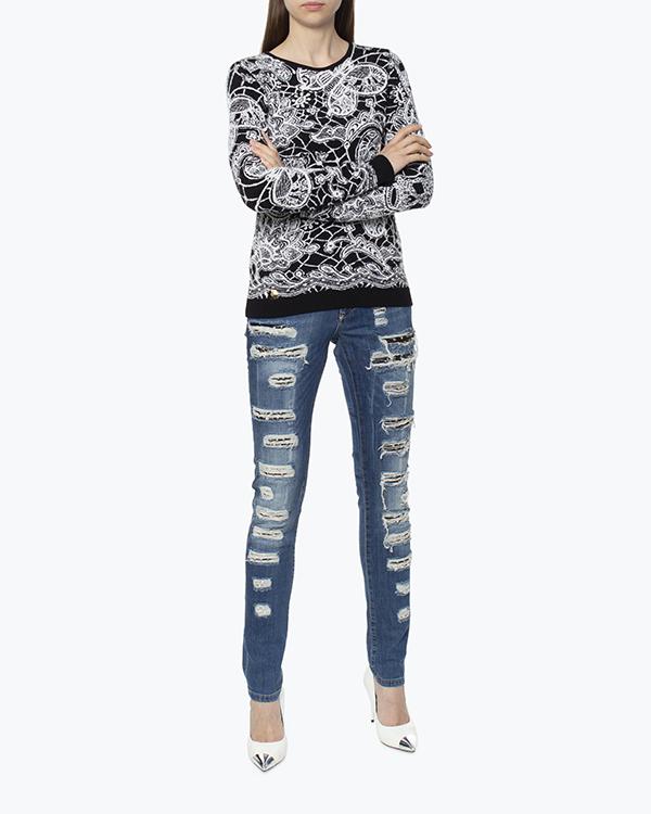 женская джинсы PHILIPP PLEIN, сезон: лето 2016. Купить за 41600 руб. | Фото 2
