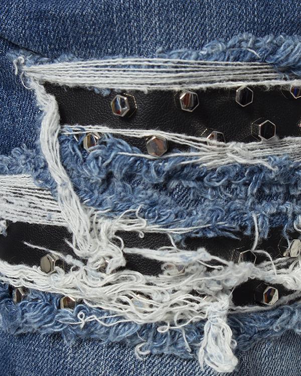 женская джинсы PHILIPP PLEIN, сезон: лето 2016. Купить за 41600 руб. | Фото 5