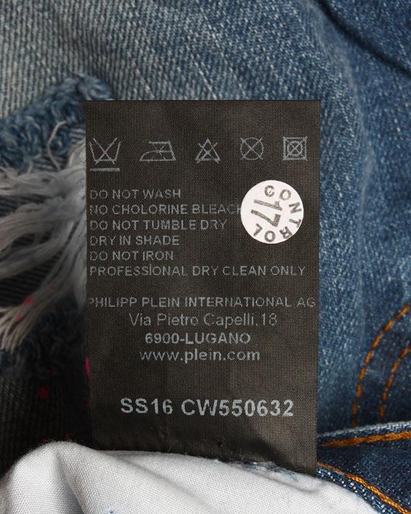 женская шорты PHILIPP PLEIN, сезон: лето 2016. Купить за 26000 руб. | Фото 5