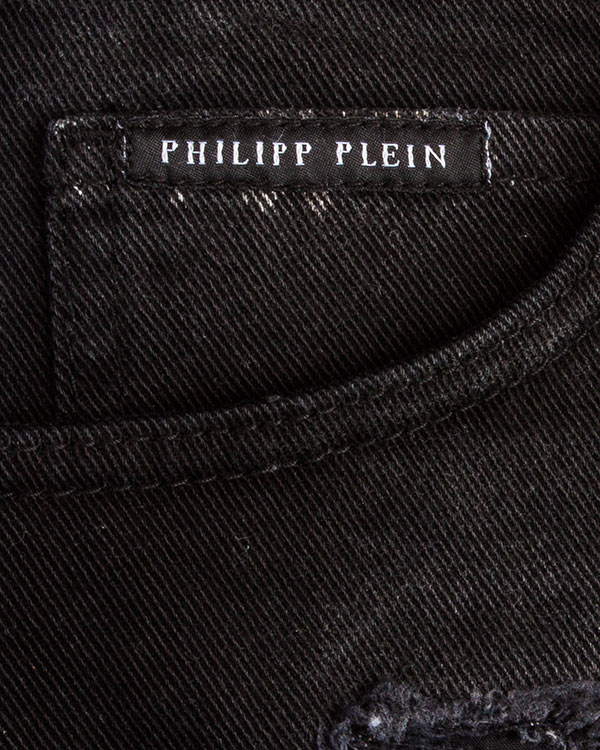 женская шорты PHILIPP PLEIN, сезон: лето 2016. Купить за 24700 руб. | Фото 4