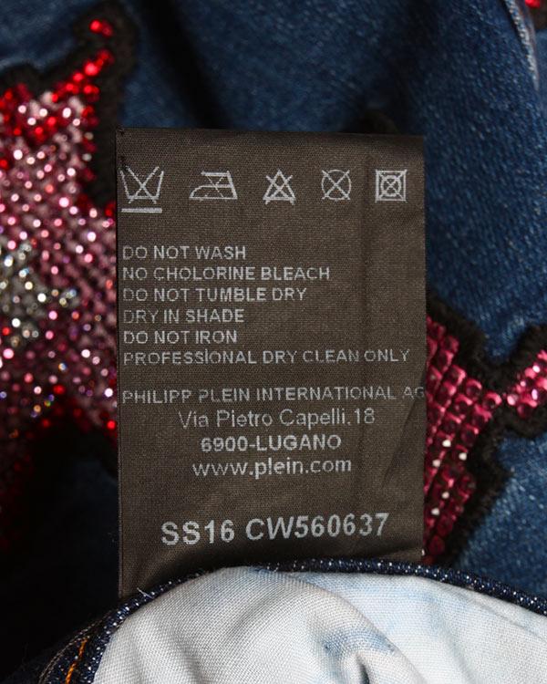 женская юбка PHILIPP PLEIN, сезон: лето 2016. Купить за 88600 руб. | Фото $i