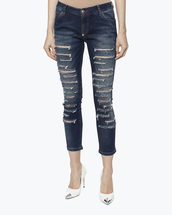 женская джинсы PHILIPP PLEIN, сезон: лето 2016. Купить за 30600 руб. | Фото 3