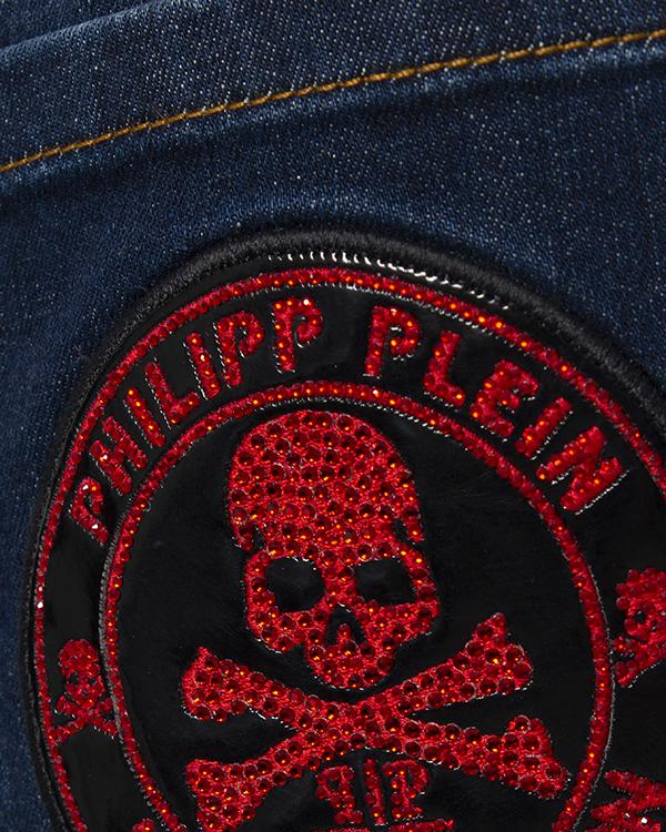 женская джинсы PHILIPP PLEIN, сезон: лето 2016. Купить за 30600 руб. | Фото 5