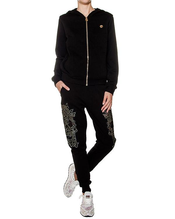 женская брюки PHILIPP PLEIN, сезон: зима 2016/17. Купить за 25600 руб. | Фото 3