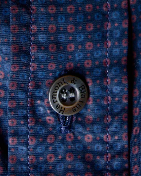 мужская рубашка Harmont & Blaine, сезон: зима 2013/14. Купить за 5000 руб.   Фото 4