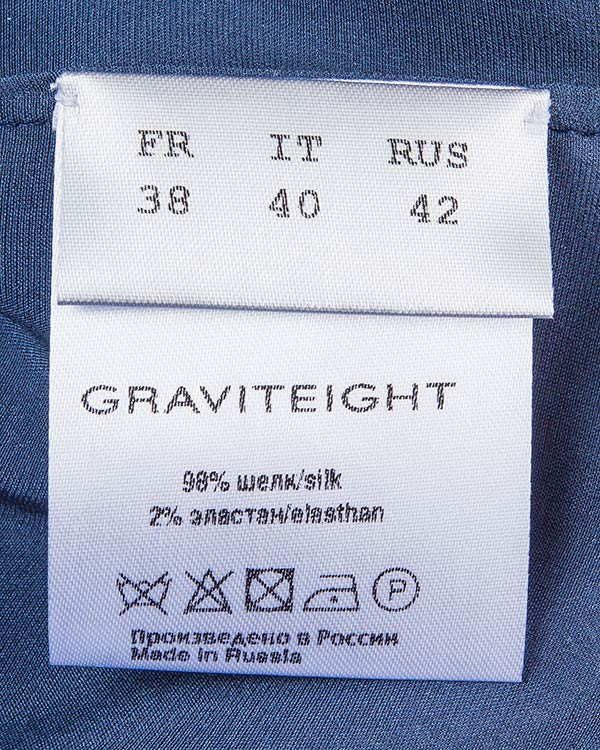 женская платье Graviteight, сезон: лето 2016. Купить за 62500 руб. | Фото 5