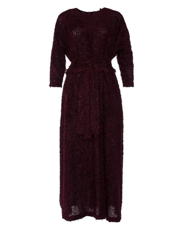 платье миди из ворсистого материала  артикул D1419380 марки Graviteight купить за 92500 руб.