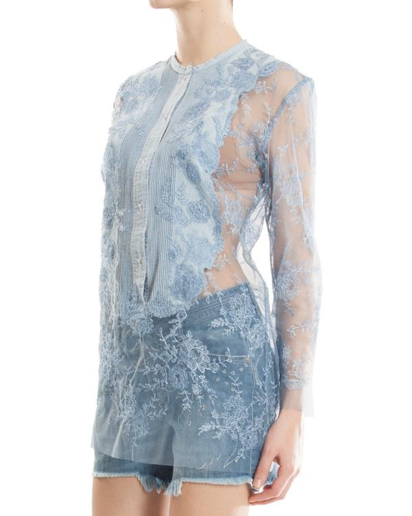 женская блуза ERMANNO SCERVINO, сезон: лето 2013. Купить за 41200 руб.   Фото 2
