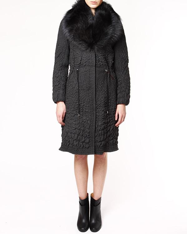 женская пальто ERMANNO SCERVINO, сезон: зима 2013/14. Купить за 78000 руб. | Фото 2