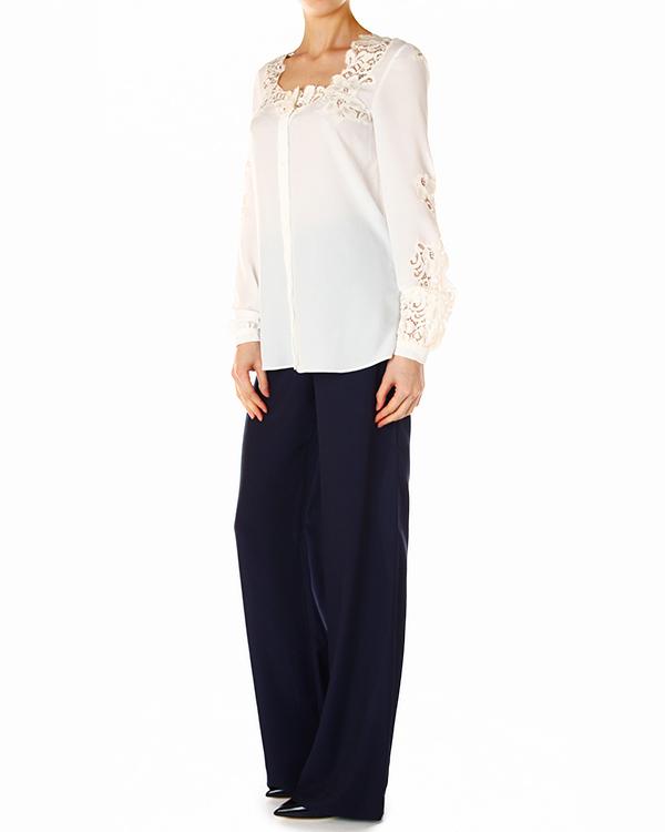 женская блуза ERMANNO SCERVINO, сезон: лето 2014. Купить за 16300 руб. | Фото 3
