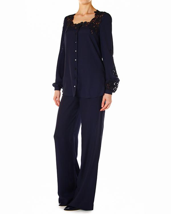женская блуза ERMANNO SCERVINO, сезон: лето 2014. Купить за 9800 руб. | Фото 3