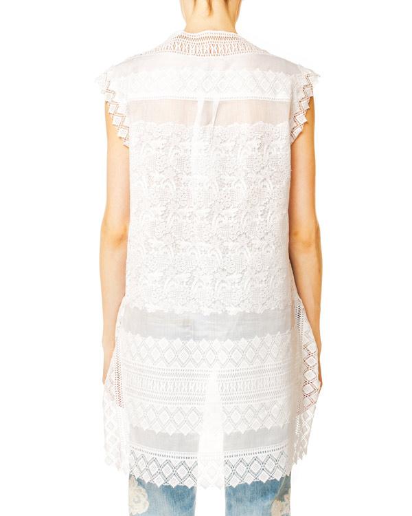 женская блуза ERMANNO SCERVINO, сезон: лето 2014. Купить за 43100 руб. | Фото 2