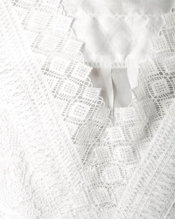 женская блуза ERMANNO SCERVINO, сезон: лето 2014. Купить за 43100 руб. | Фото 4