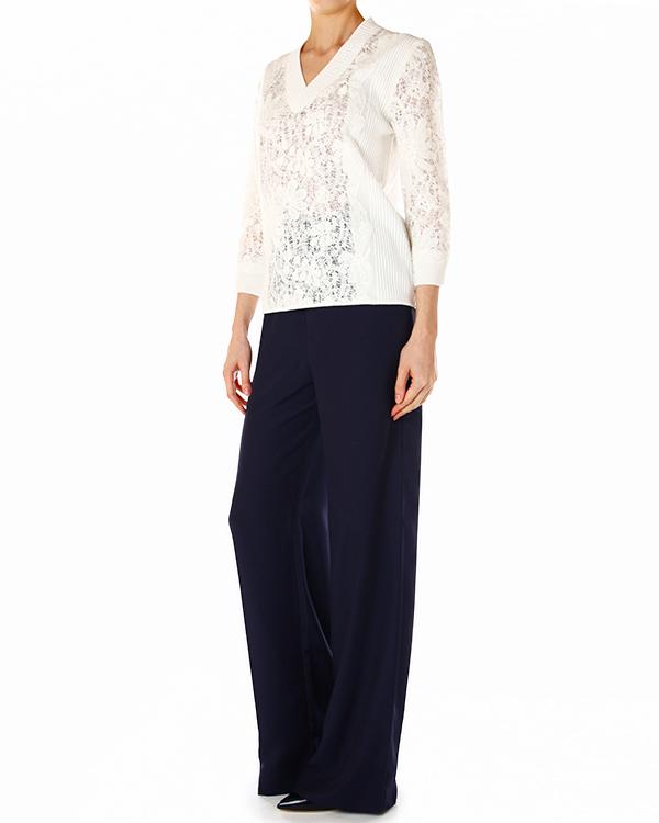 женская брюки ERMANNO SCERVINO, сезон: лето 2014. Купить за 3900 руб. | Фото 3