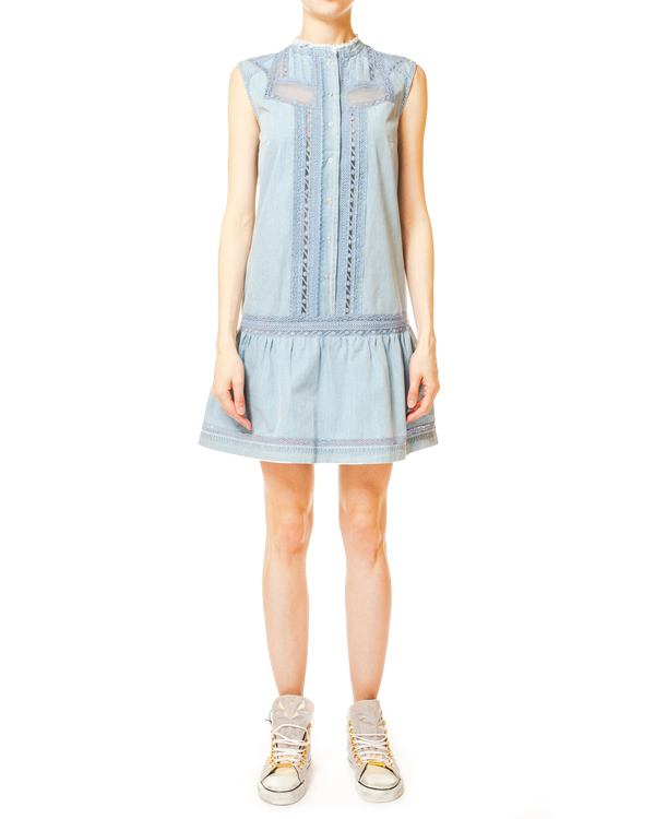 платье  артикул D242Q393 марки ERMANNO SCERVINO купить за 52500 руб.