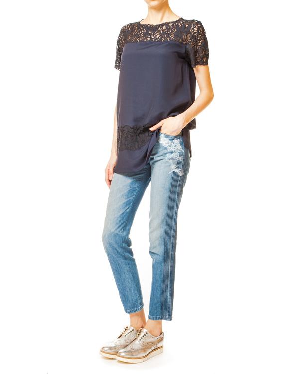 женская джинсы ERMANNO SCERVINO, сезон: лето 2014. Купить за 22300 руб. | Фото $i