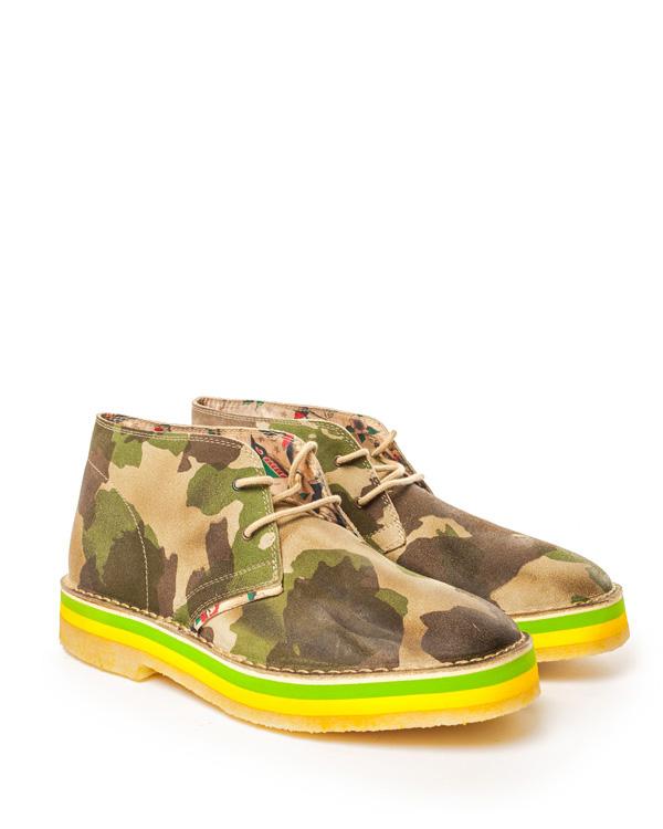 мужская ботинки Le Crown, сезон: лето 2014. Купить за 6700 руб. | Фото 2