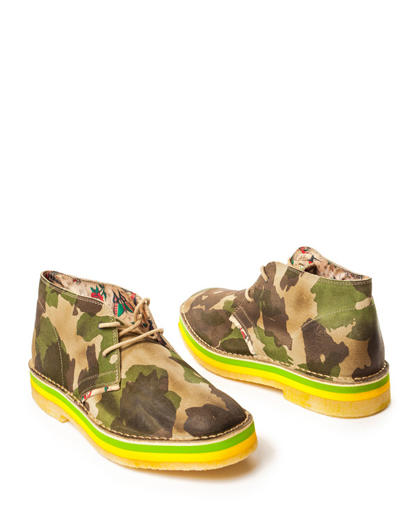 мужская ботинки Le Crown, сезон: лето 2014. Купить за 6700 руб. | Фото $i