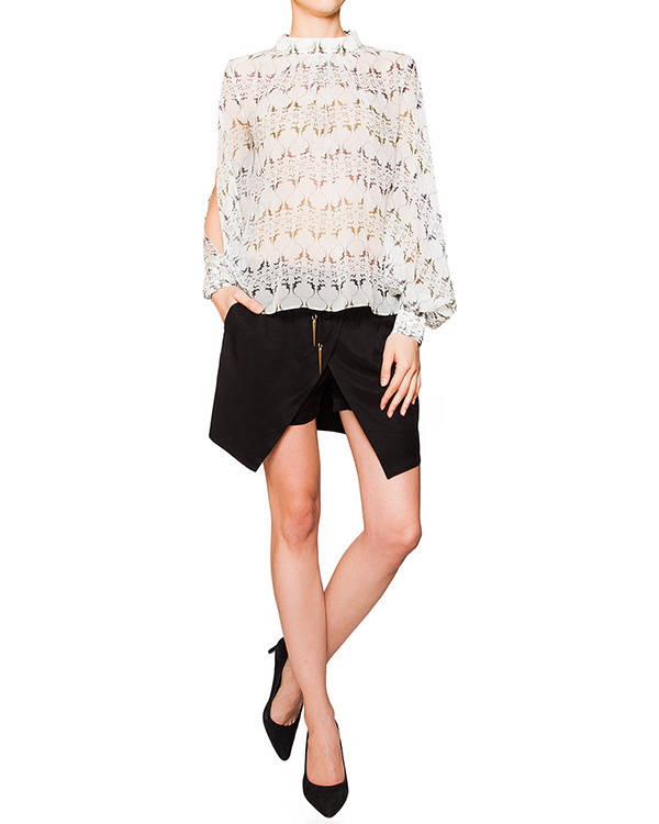 женская блуза Thomas Wylde, сезон: лето 2016. Купить за 12700 руб. | Фото $i