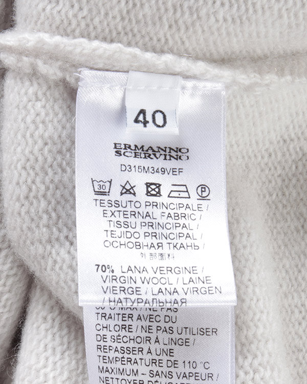 женская свитер ERMANNO SCERVINO, сезон: зима 2017/18. Купить за 48800 руб.   Фото $i