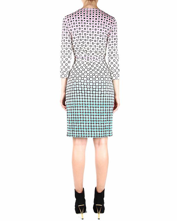 женская платье DIANE von FURSTENBERG, сезон: зима 2014/15. Купить за 12600 руб. | Фото 3