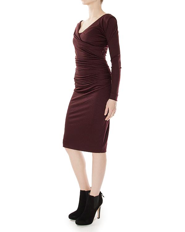 женская платье DIANE von FURSTENBERG, сезон: зима 2012/13. Купить за 10800 руб. | Фото 2