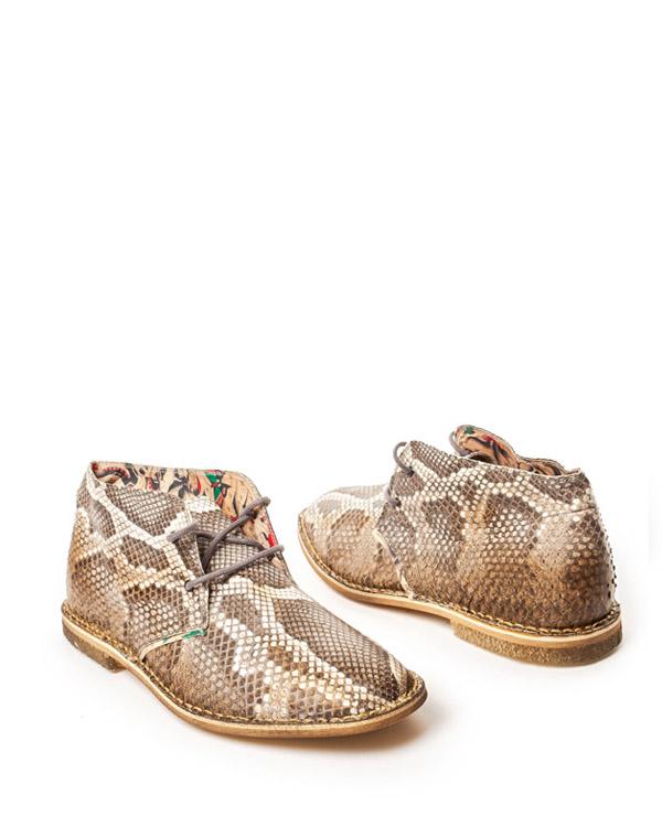 мужская ботинки Le Crown, сезон: лето 2014. Купить за 12600 руб. | Фото 3