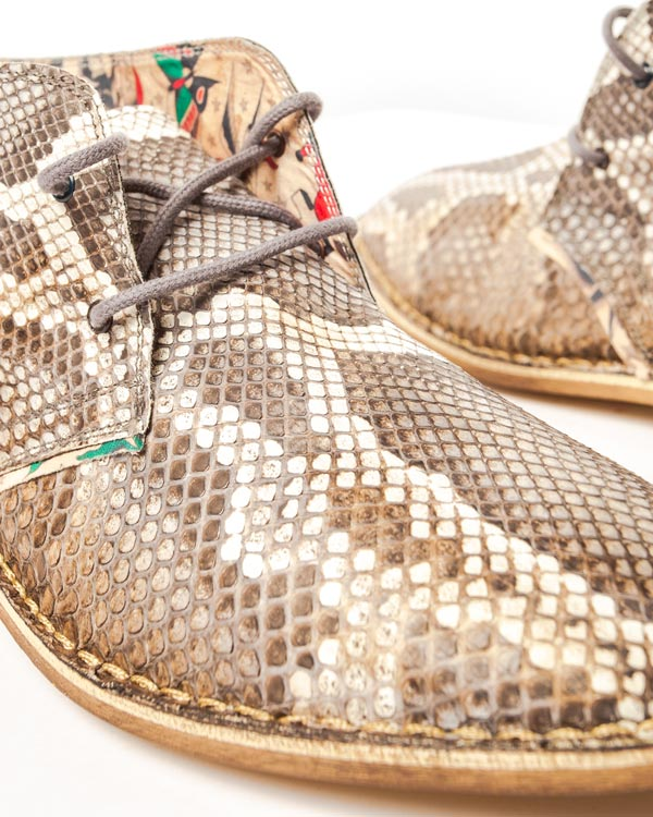 мужская ботинки Le Crown, сезон: лето 2014. Купить за 12600 руб. | Фото 5