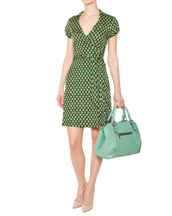 женская платье DIANE von FURSTENBERG, сезон: лето 2015. Купить за 15800 руб. | Фото 3