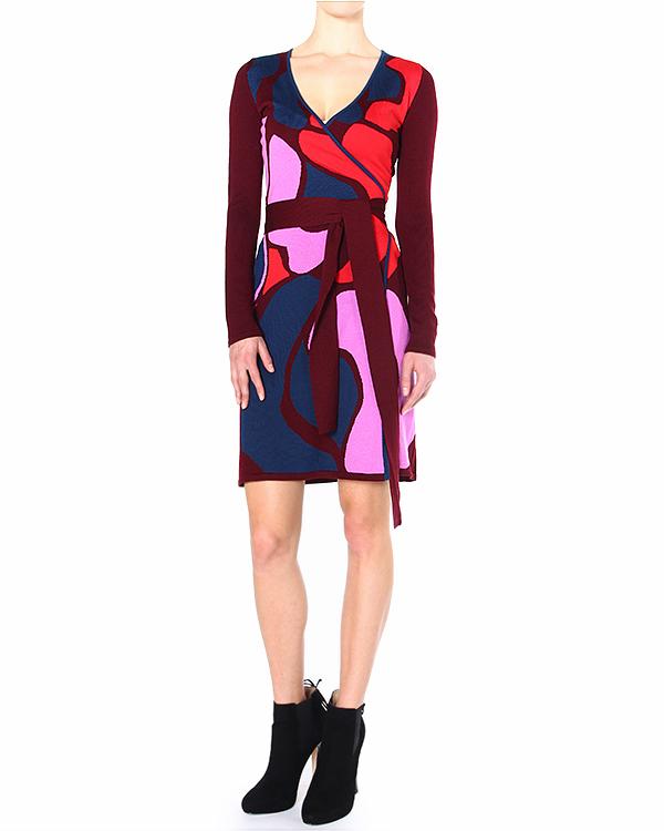 женская платье DIANE von FURSTENBERG, сезон: зима 2014/15. Купить за 16200 руб. | Фото $i