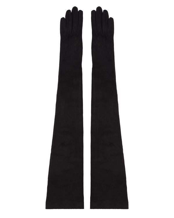 перчатки из мягкой кожи артикул DA11F17 марки Isabel Benenato купить за 27600 руб.